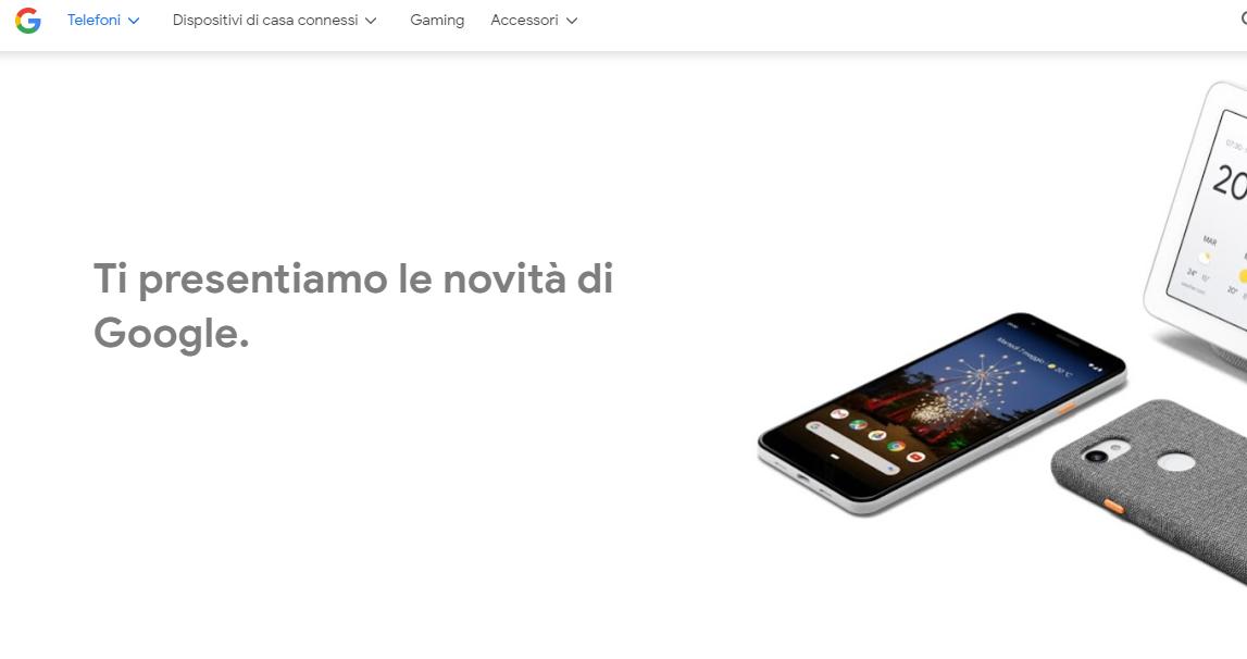 Google Play Funzionamento Garanzia Prodotti