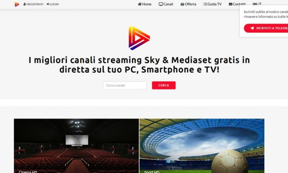 Sky Streaming SkyIPTV.io