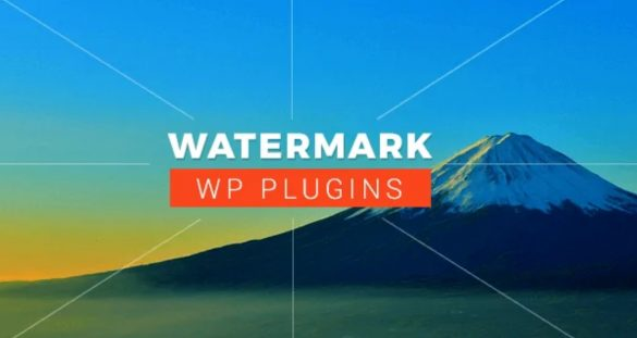 Watermark WP Plugin