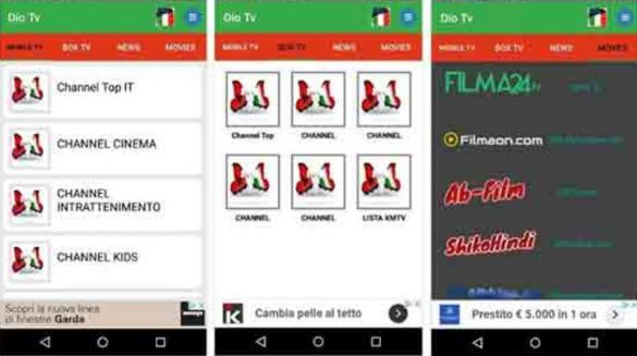 DIO TV Android