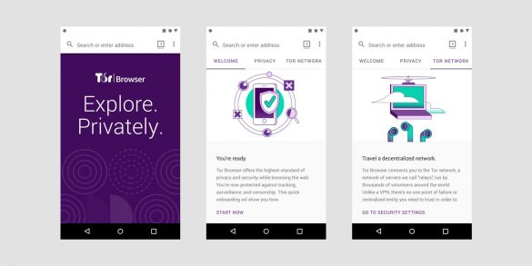 TOR Browser Android App