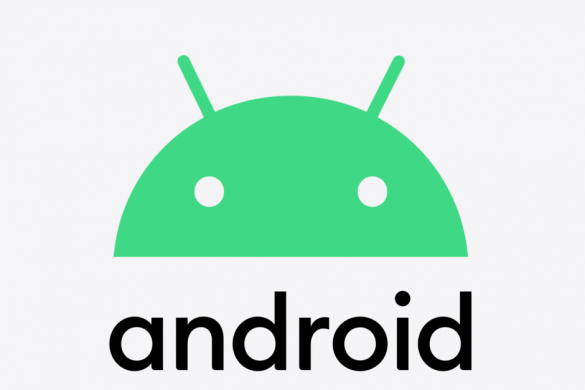 Android New Logo Vertical