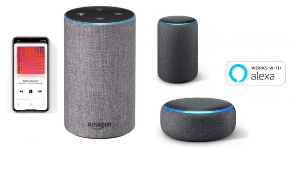 Apple Music su Amazon Echo