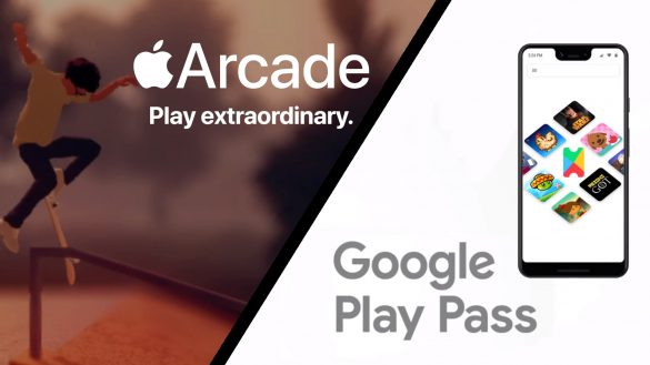 Apple Arcade vs Google Play Pass