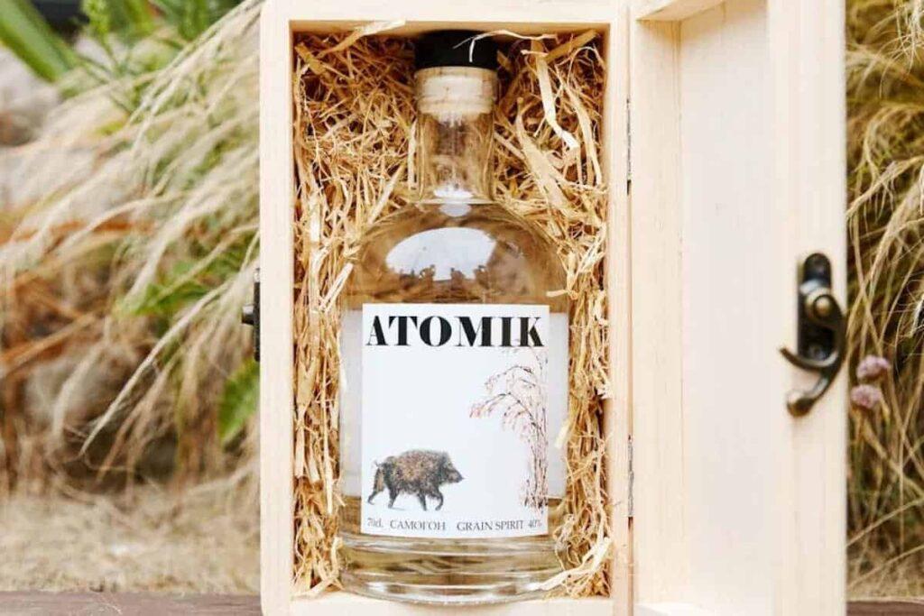 Vodka prodotto a Chernobyl