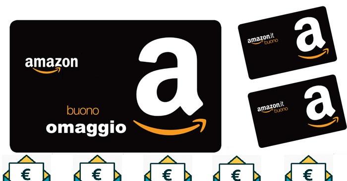 Buono Sconto Amazon Conto Corrente