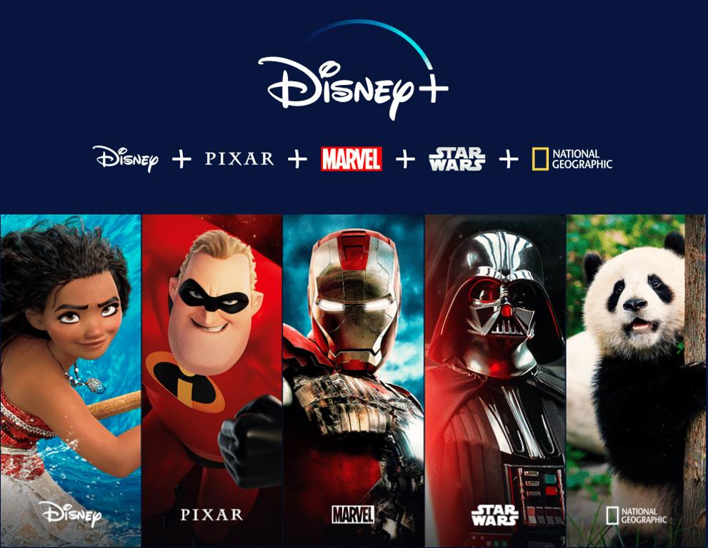 Disney Plus Contenuti Disponibili