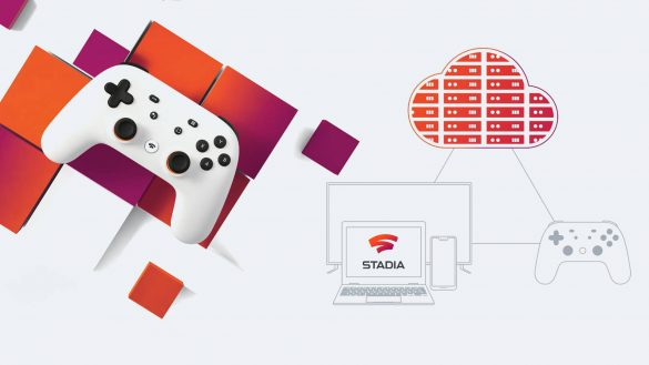 Google Stadia Dispositivi