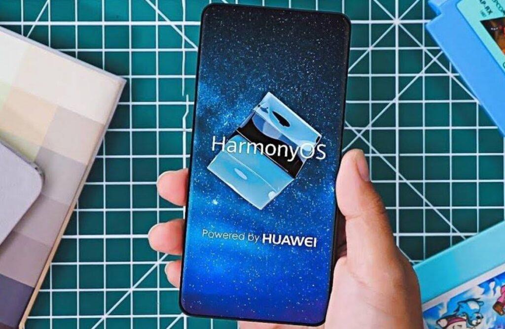 Harmony OS su smartphone Huawei
