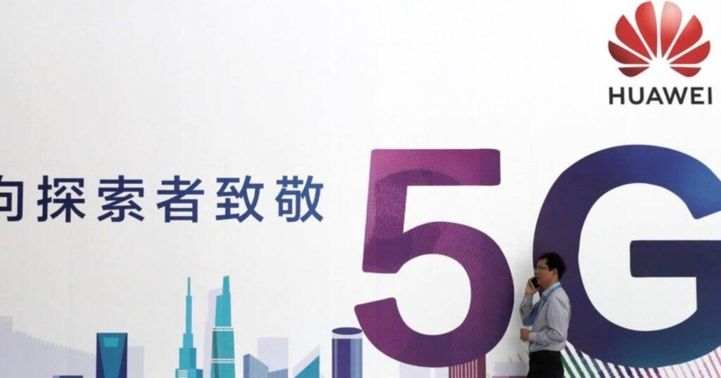 Huawei Tecnologia 5G