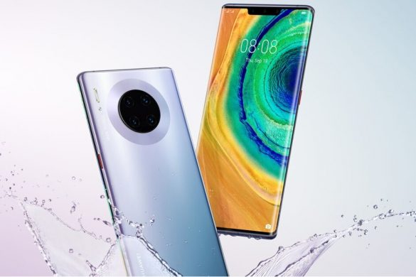 Huawei Mate 30 Pro Cover