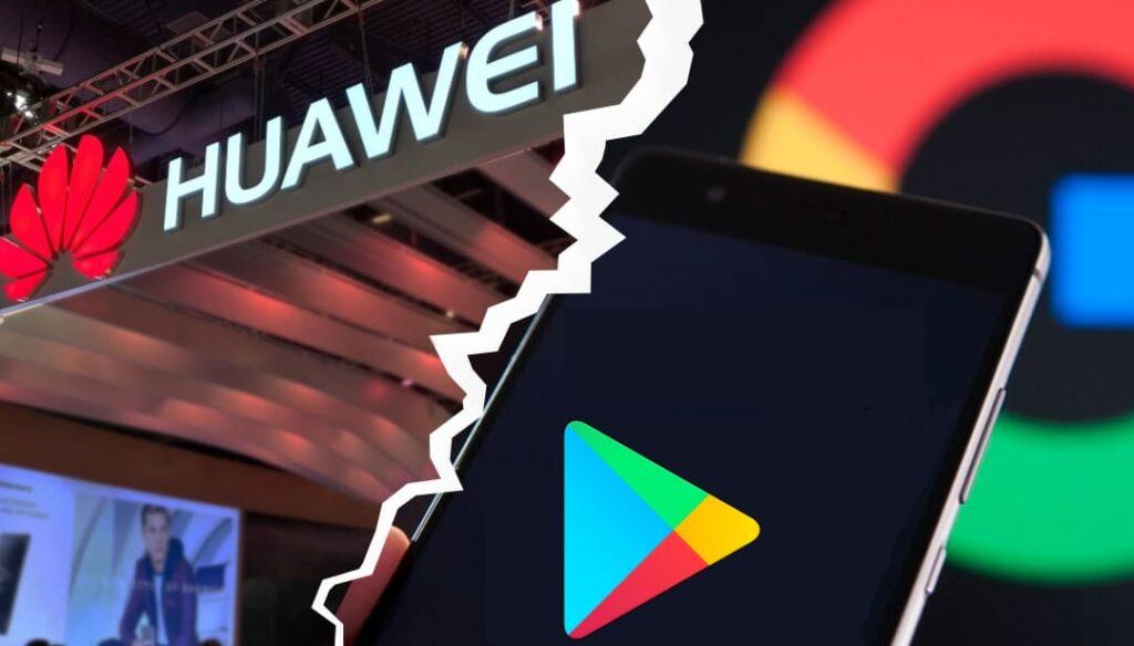 Huawei senza Play Store