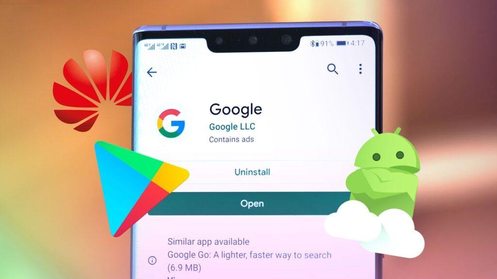 Installare Google Apps su Huawei Mate 30 Pro e Mate 30
