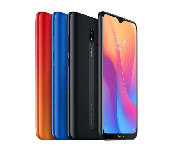Redmi 8a Front-Rear
