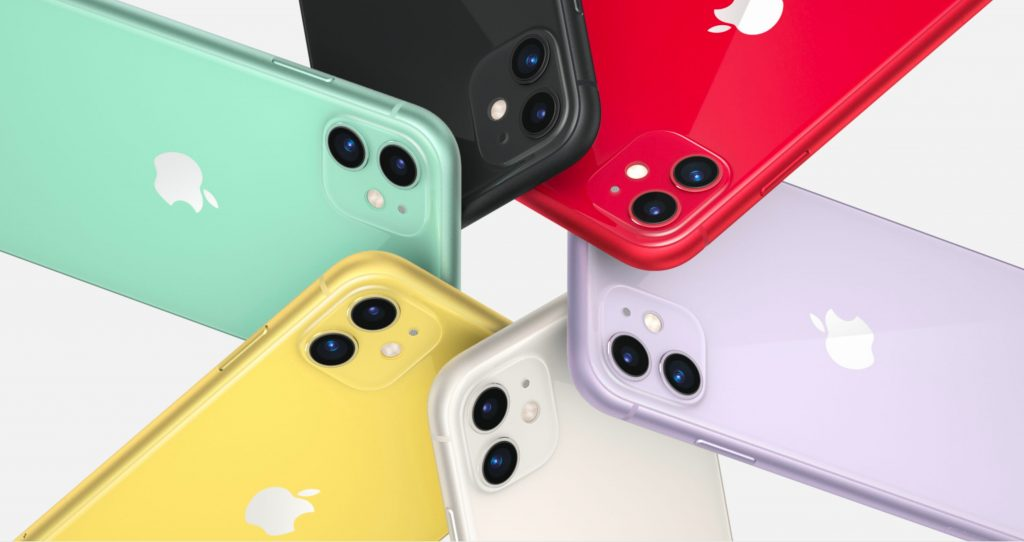 iPhone 11 Colori