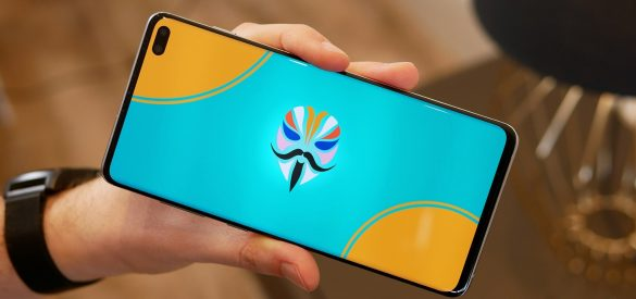 Magisk Android Home