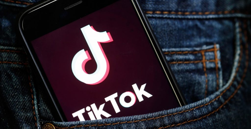 TikTok Home