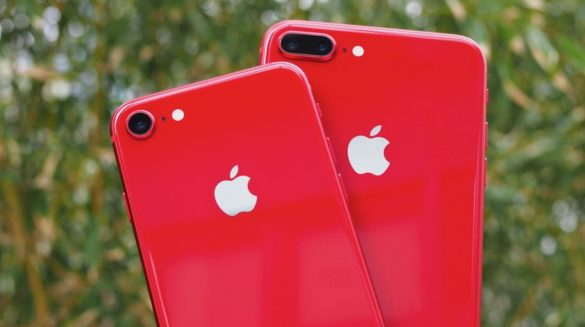 iPhone SE 2 Product Red