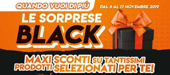 Expert Volantino Sorprese Black Friday