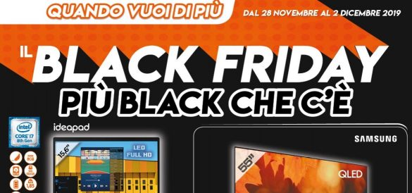 Expert Volantino Black Friday 2019