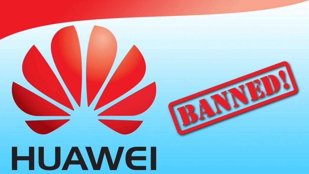Huawei BAN USA