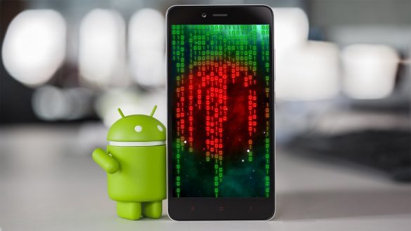 Android Virus Smartphone
