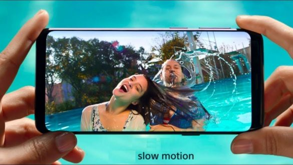 App Smartphone Slow Motion