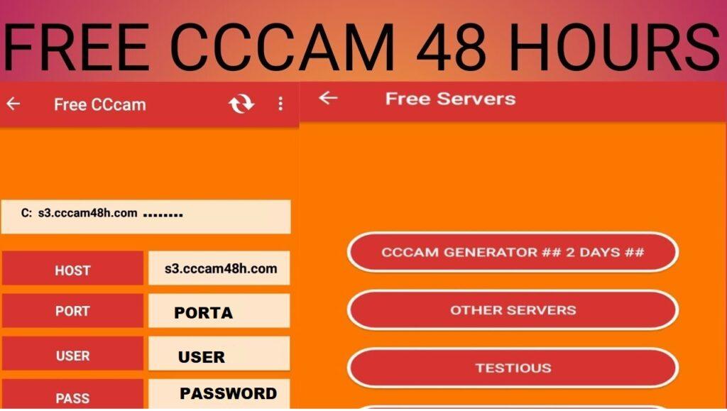 CCCamBird Free IPTV List Generator