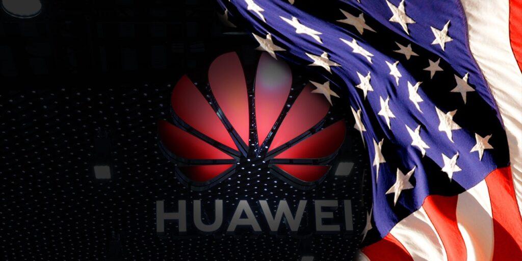 Huawei Ban Stati Uniti