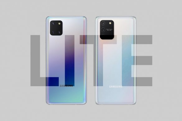 S10 Lite vs Note 10 Lite Cover