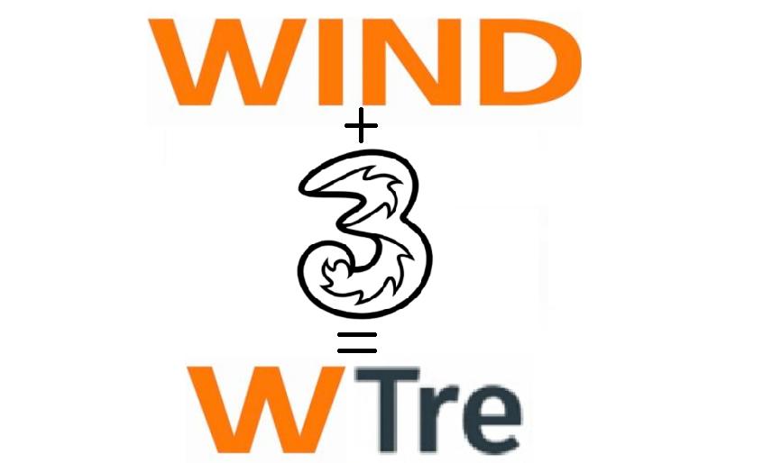 Wind Tre Logo Wtre