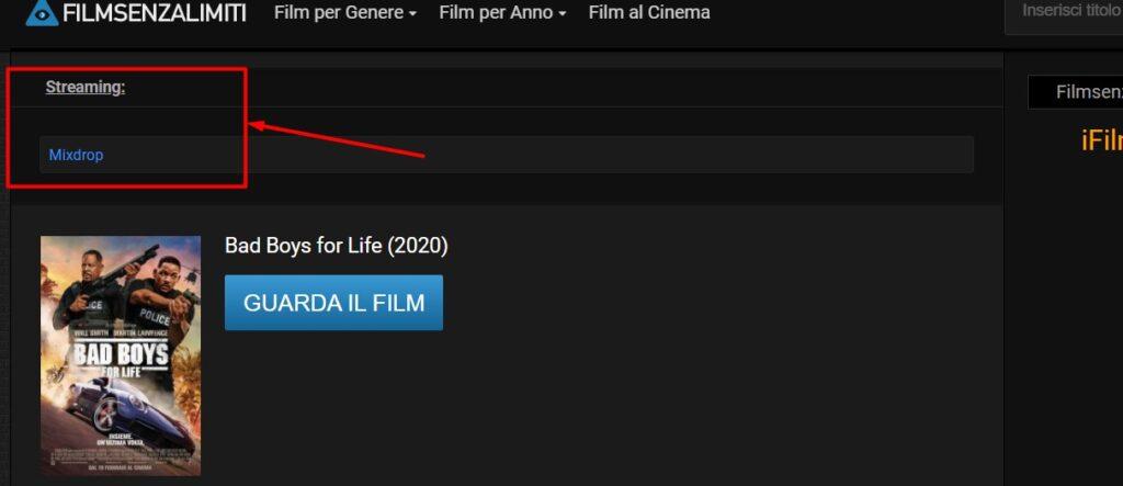 Scaricare da FilmSenzaLimiti