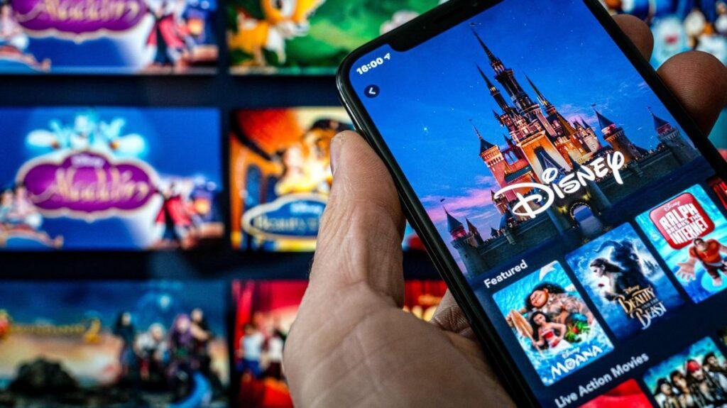 Quanti giga consuma Disney+
