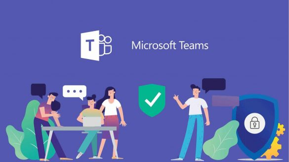 Microsoft Teams Home