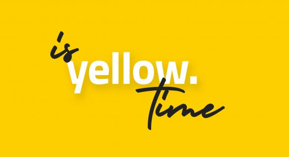 Yellow Mobile Logo