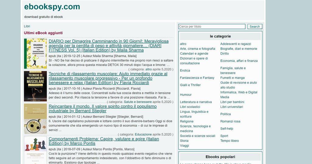 Siti Dove Caricare Foto due fantastici siti dove scaricare ebook gratis   howtechismade