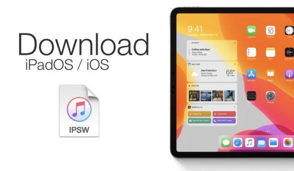 IPSW Download Direct Link