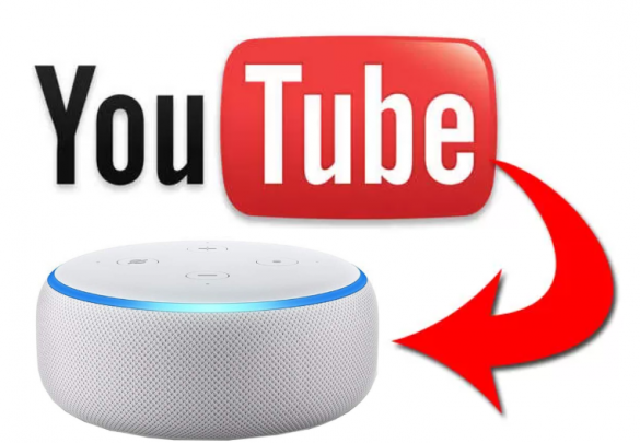 Musica YouTube Alexa