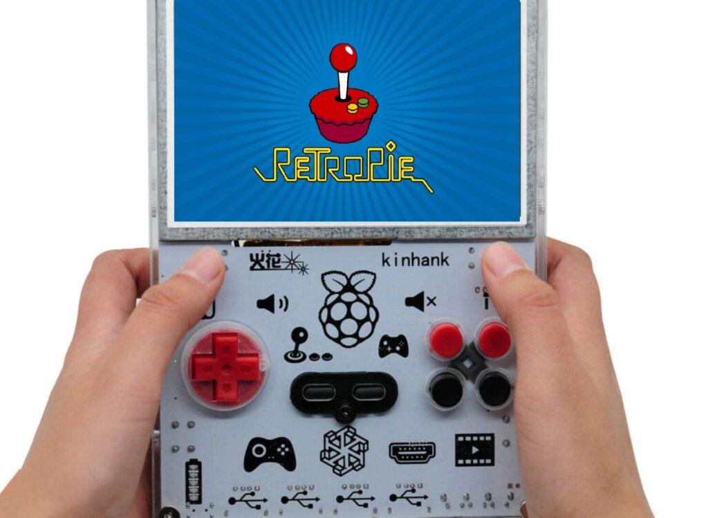 RetroPie Console