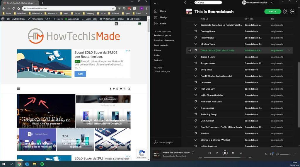 Split Screen Windows 10 in 2