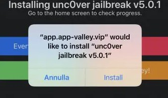 unc0ver Install AppValley