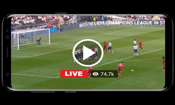 Calcio Streaming Smartphone