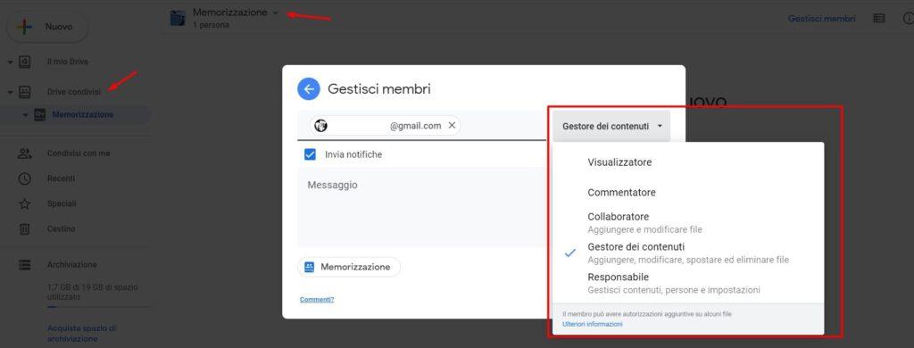Google Drive Illimitato