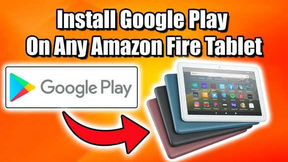 Installare Google Play su Amazon Fire Tablet