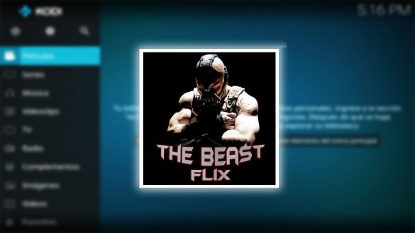 The Beast Flix Kodi