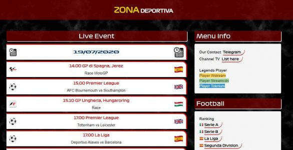 ZonaDeportiva Sport Streaming