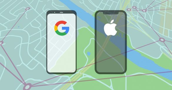Contact Tracing Google Apple