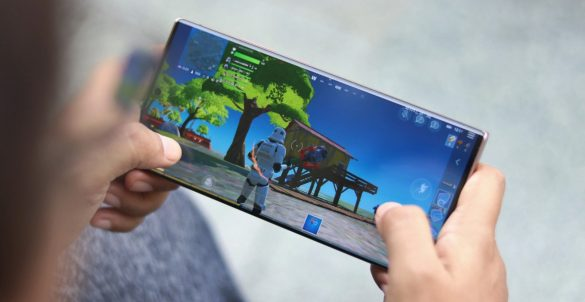 Fortnite Smartphone Android
