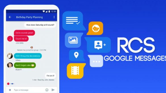 Google Messages RCS