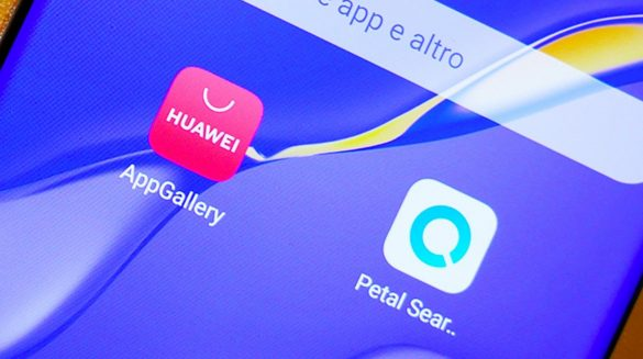Huawei Petal Search e AppGallery